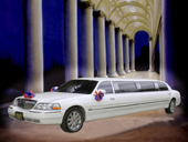 Impress your guests in our limousine !